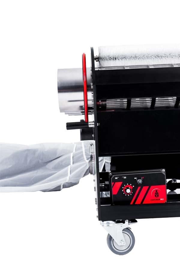 3.0 Black Trimmer with VFD