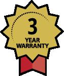 DBT warranty icon
