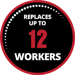 Replace Human Workers